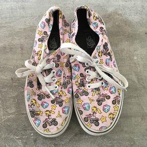 Vans kids Princess Peach sneakers